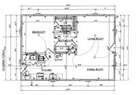 House Floor Plan Thumbnail: 0816-S1-2025