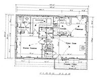 House Floor Plan Thumbnail: 1014-S1-1970