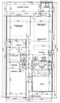 House Floor Plan Thumbnail: 1350-S1-2477
