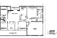 House Floor Plan Thumbnail: 1995-S1-2996
