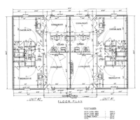 House Floor Plan Thumbnail: 2130-S1-2348