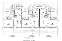 House Floor Plan Thumbnail: 2193-S1-1482