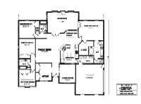 House Floor Plan Thumbnail: 2295-S1-2992