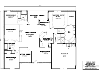House Floor Plan Thumbnail: 2425-S1-2058