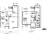 House Floor Plan Thumbnail: 3730-S2-2970