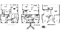 House Floor Plan Thumbnail: 4208-S3-3008