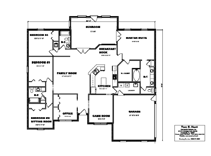 House Plan Detail: 2295-S1-2992